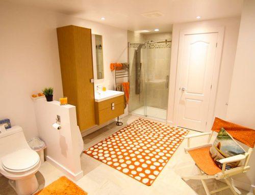 Rénovation de salle de bain Anjou