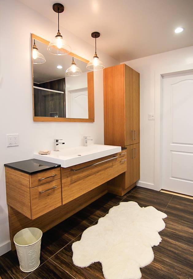 Rénovation de salle de bain Rive-Sud de Montréal