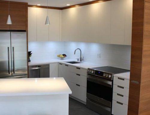Rénovation de cuisine Montréal-Est