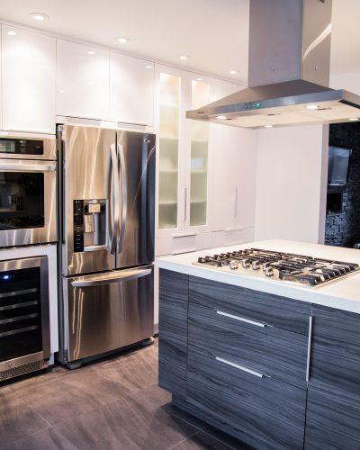 installation armoire de cuisine