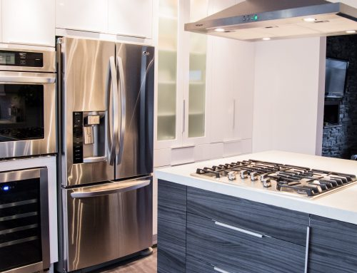 Installation d'armoires de cuisine Boucherville