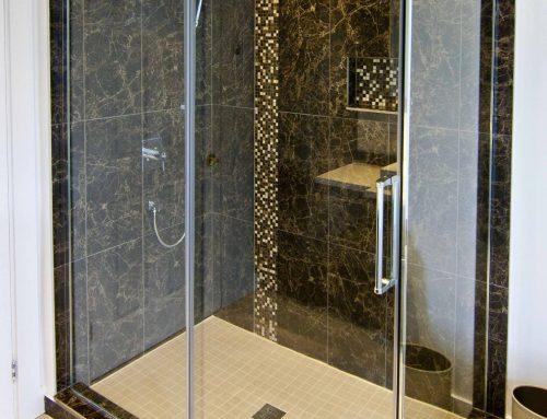 Installation de douche en céramique Longueuil