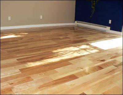 Rénovation de plancher