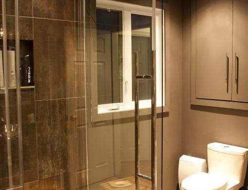 Installation de douche en céramique Montréal
