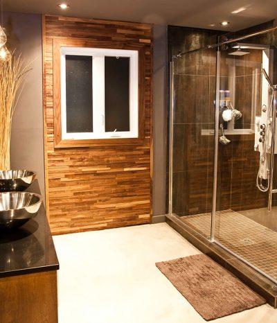 Installation de douche en céramique Rive-Sud de Montréal